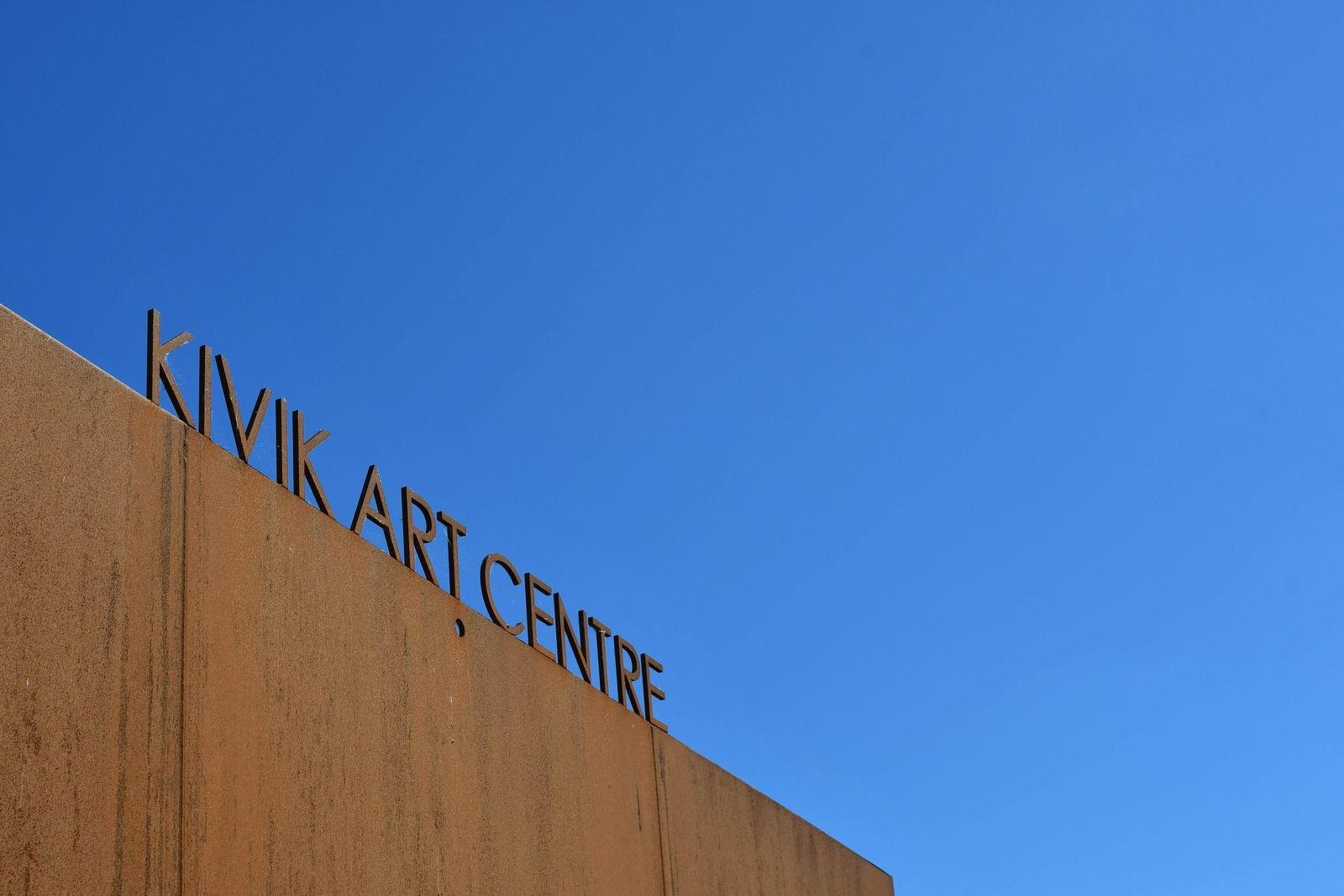 Kivik Art Centre öppet alla dagar klockan 11-17.