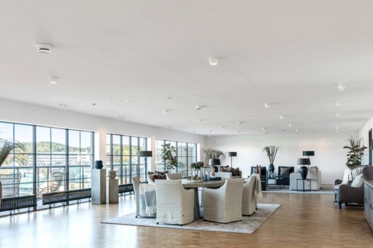 Bostad: Spektakulär lägenhet säljs – en av de dyraste i Borås