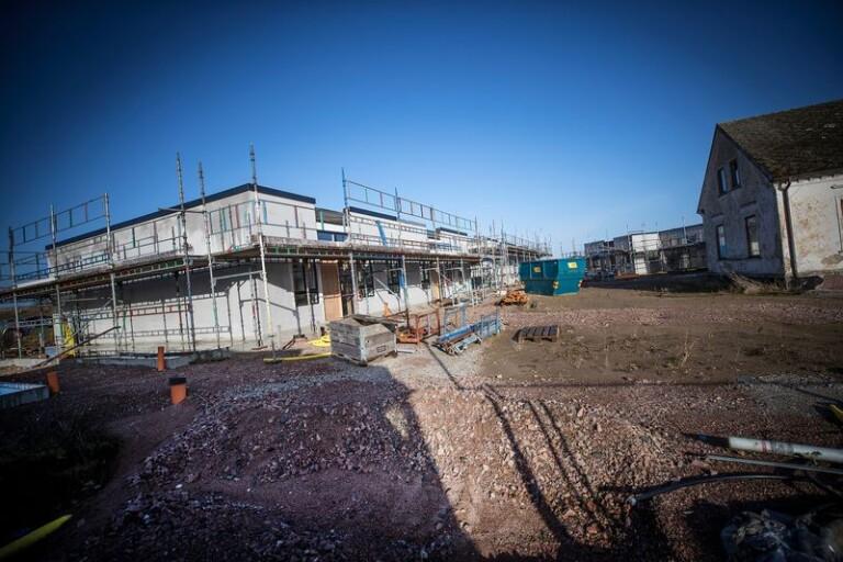 Abitares konkurs: Osäker framtid för radhus på Stavstensudde