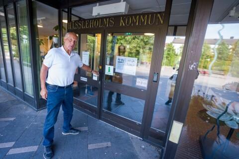 Robin Gustavsson (KD) i jakt på valbudskap