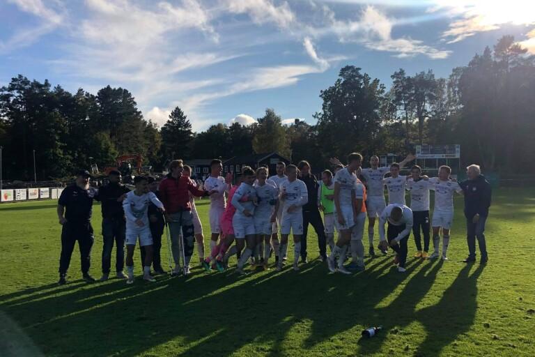 """Österlen klart för division 1 – """"Helt underbart!"""""""