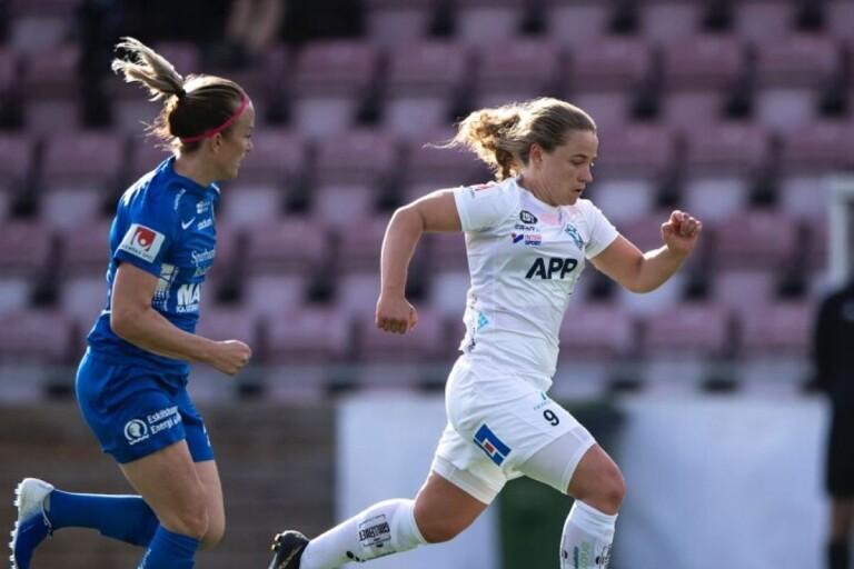 Växjö DFF klarade nytt kontrakt