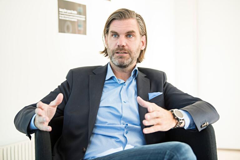 Karlskrona HK:s styrelseledamot Andreas Kristensson är fortsatt optimistisk till att det blir en rekonstruktion av klubbens bolag Idrott AB.