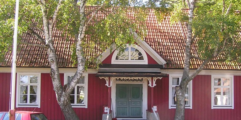 Hulterstads bygdegård.