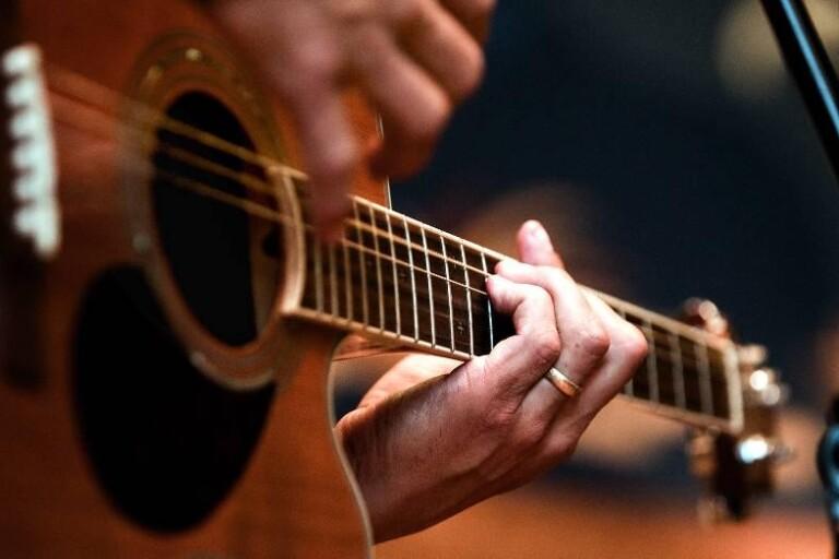 Musik kan främja välmåendet. Arkivbild.
