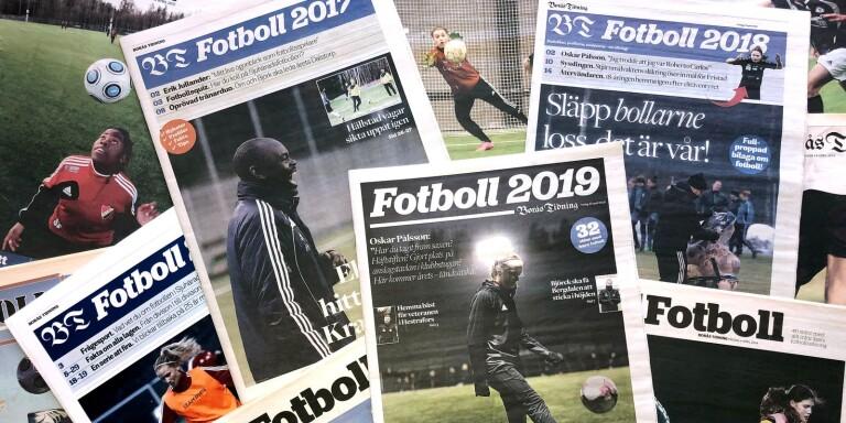 Klubbar: Hjälp oss uppdatera fotbollsbilagan