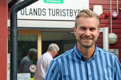 Turistchefen tror också det är färre turister på Öland