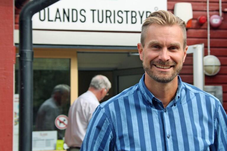 Johan Göransson, Turistchef Öland