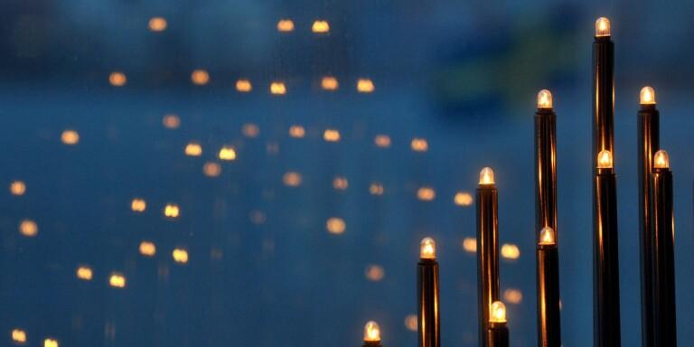 Demker: Advent i undantagstillstånd