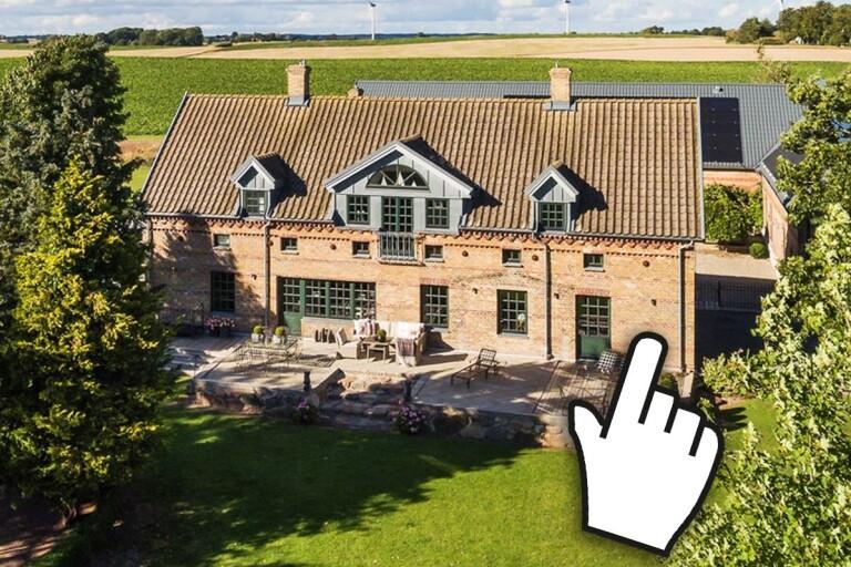 Gården i Skåne är hetast i hela landet