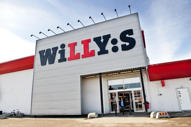 Uppgifter: Willys på väg till handelsplatsen
