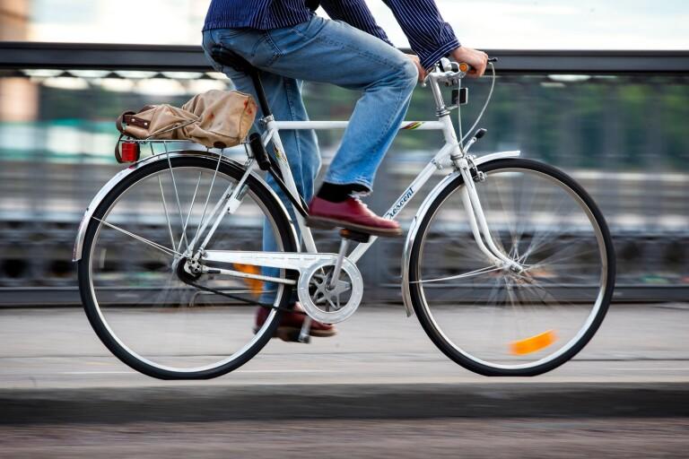 Välj cykeln istället för trängseln