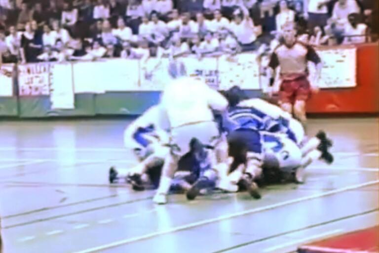 2001: Här ser du matcherna i skolrugbyn