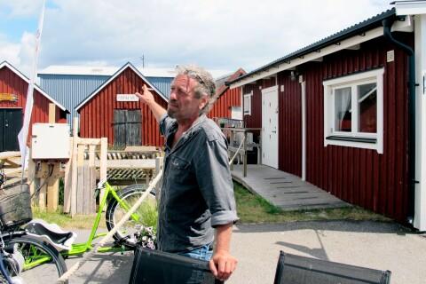 """Blekinge-Måndag: Caj Karlsson om kärleken till Hasslö – """"Jag älskar till och med en del som jag hatar"""""""