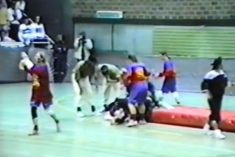 1990: Här ser du matcherna i skolrugbyn