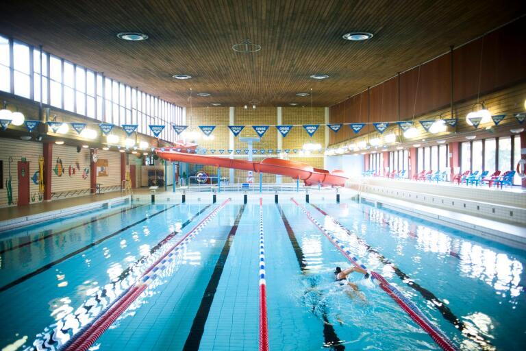 Kommunstyrelsen ska ta fram en budget för Hässleholms nya badhus.