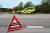 Olycka: Personbil körde in i mitträcket på E65 – vägen öppen igen