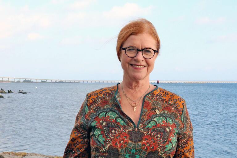 Landshövding Cecilia Schelin Seidegård