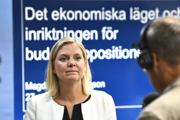 """Martin Tunström: """"Regeringen ser ut att få koka i sitt eget spad"""""""