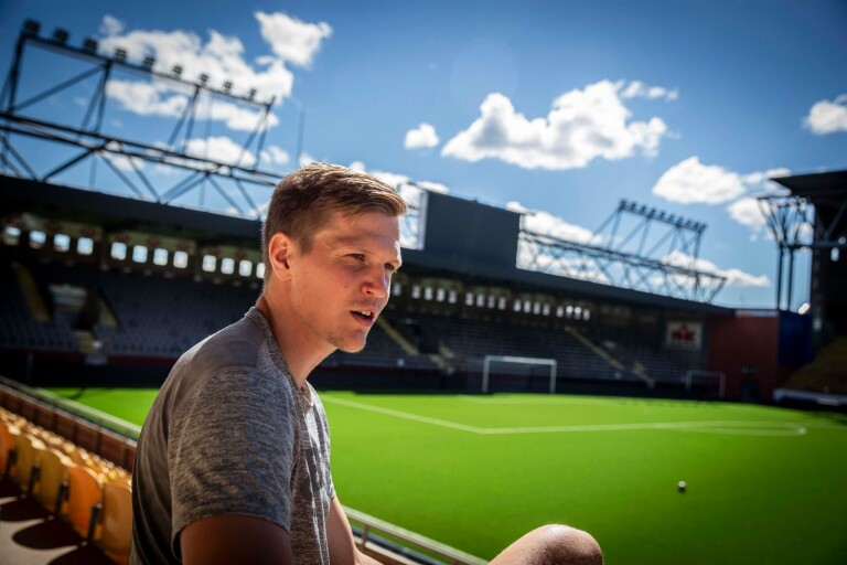 Nilsson brände jätteläge mot Forsbergs Leipzig