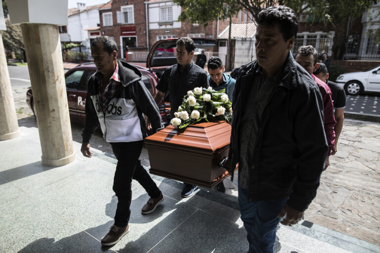 Nya massmord i våldsdrabbat Colombia