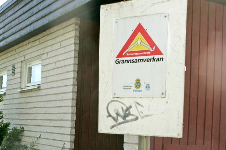 Polisen vill locka fler till grannsamverkan