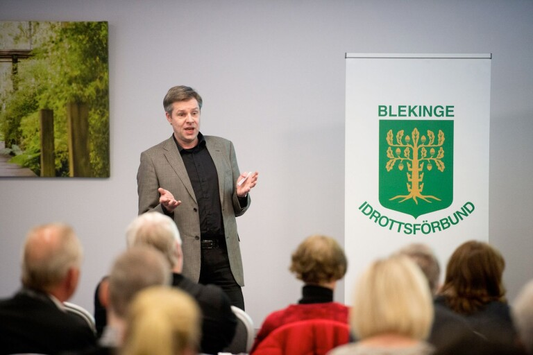 Tommy Andersson, Blekinge FF.