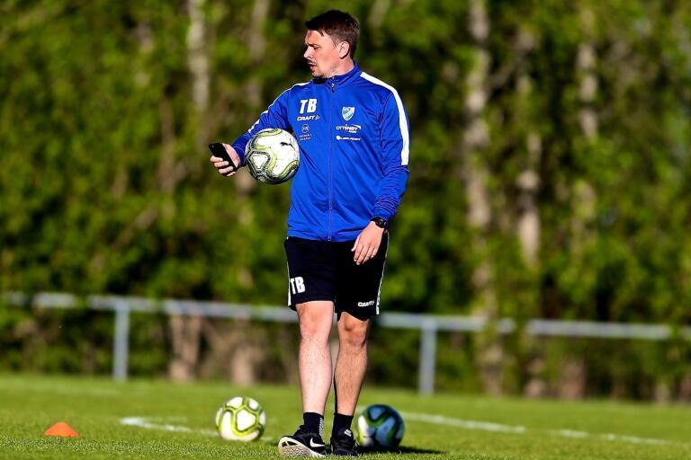 Tommy Berg IFK Berga