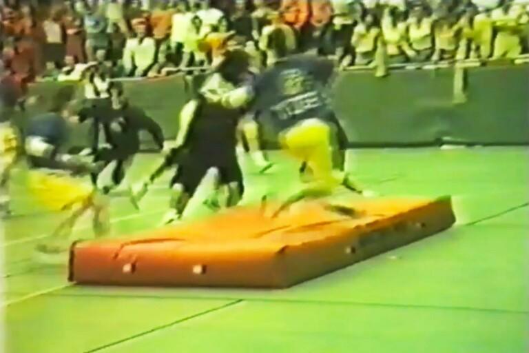 1987: Här ser du matcherna i skolrugbyn