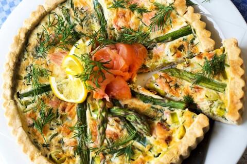 Recept: Garanterat gott – paj och pizza