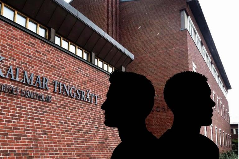 Sex års fängelse för två män som våldtog unga flickor