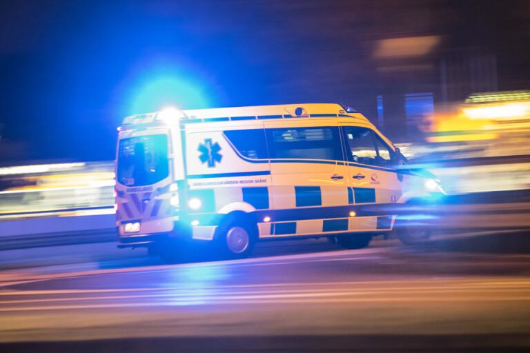 Två personer avlidna i villabrand i Borlänge