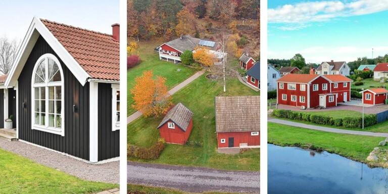 LISTA: Renoverad sekelskiftesvilla i Lindsdal hetast på klicktoppen