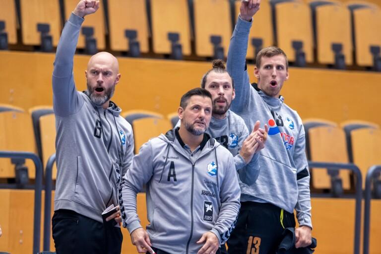 """Björn Sätherström: """"Vi är jättenöjda med prestationen"""""""