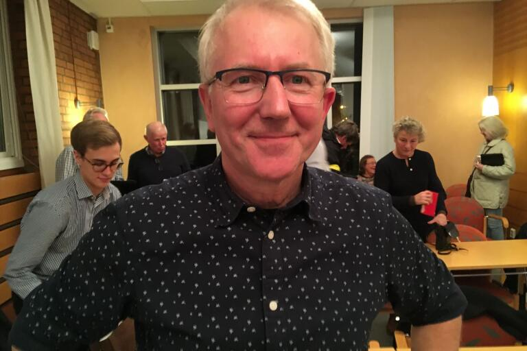 """Johnny Carlsson (C) i majoritet i Herrljunga med stöd av SD. """"Vi har testat alla andra konstellationer utan att lyckas"""", säger han."""