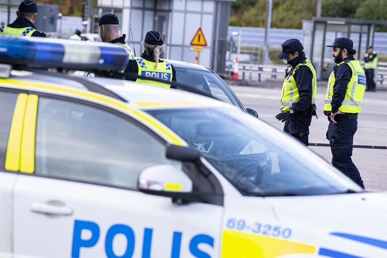 Försökte fly från polisen – misstänks för vårdslöshet