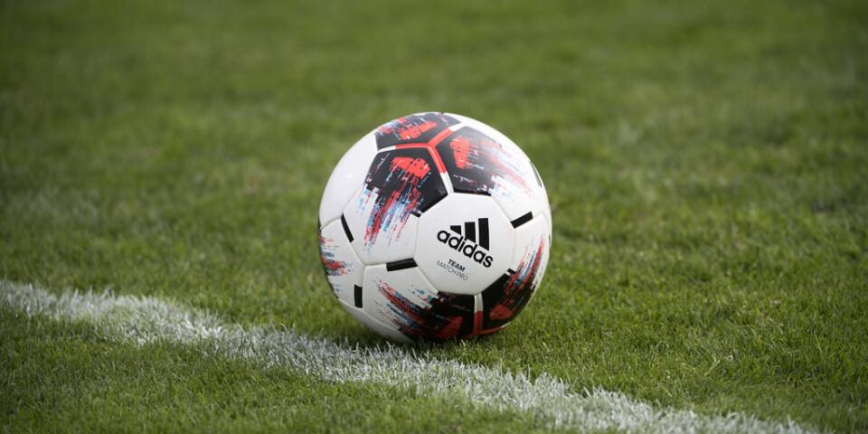 Två svenska fotbollsdomare stängs av. Arkivbild.