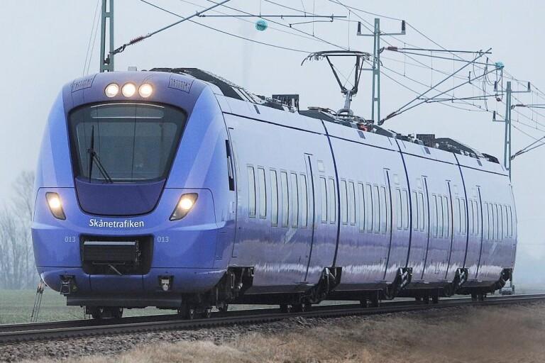 Pågatågen: Inga tåg i helgen mellan Ystad och Simrishamn
