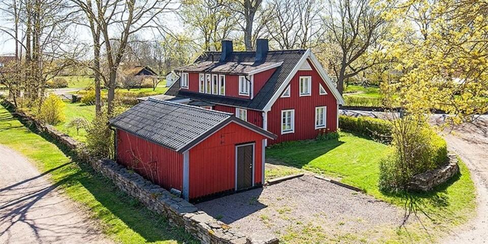 2. Norra Gärdslösa 81, Gärdslösa, Borgholm. Boyta: 200 kvadratmeter. Utropspris: 875 000 kr.