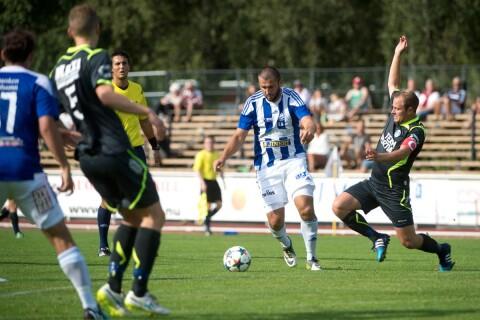 Repris: IFK Karlshamn–Asarum 4 oktober 2020