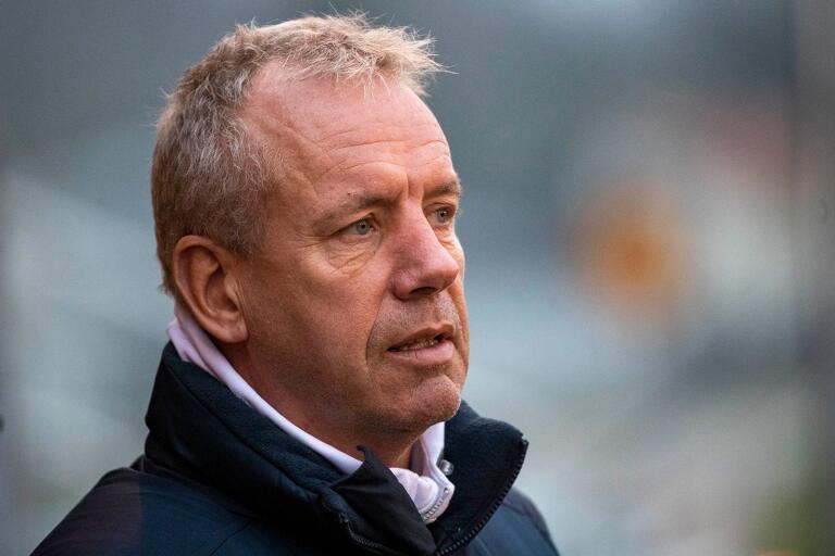 Hans Larsson, sportchef i Mjällby AIF, fick tycka till om ett extra transferfönster och valde att säga nej.
