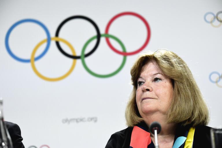IOK-ledamoten Gunilla Lindberg sitter i fem arbetsgrupper för den olympiska rörelsen. Arkivbild.