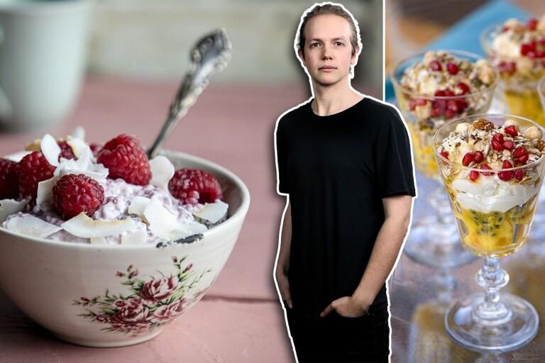 """Anton Lernstål: """"Jag vill också ha det så där perfekt"""""""