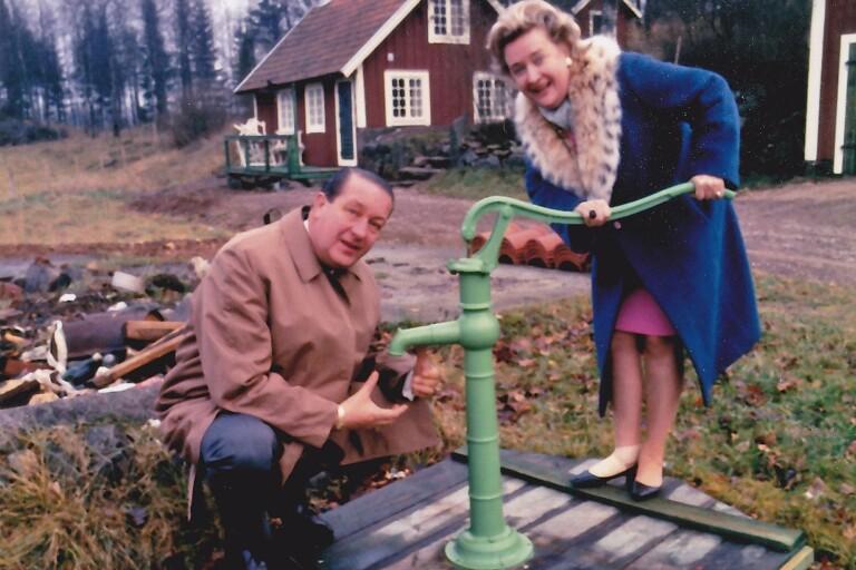 Boken om Truxas liv i Ljungby