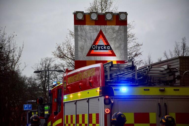 Olycka: Mc-förare omkom på E65