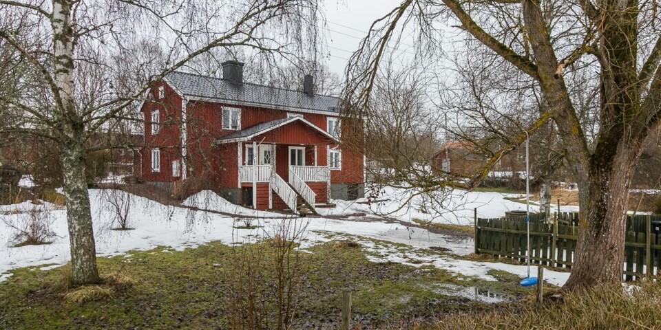 4. Blackstad gård 3, Blackstad, Västervik. Boyta: 155 kvadratmeter. Utropspris: 1 850 000 kr.