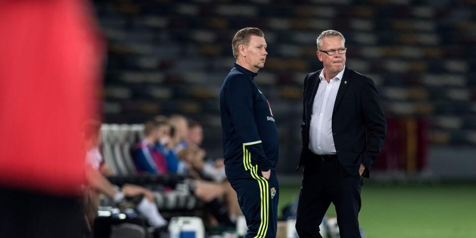 Peter Wettergren, assisterande förbundskapten, är mer än nöjd med insatsen i VM.