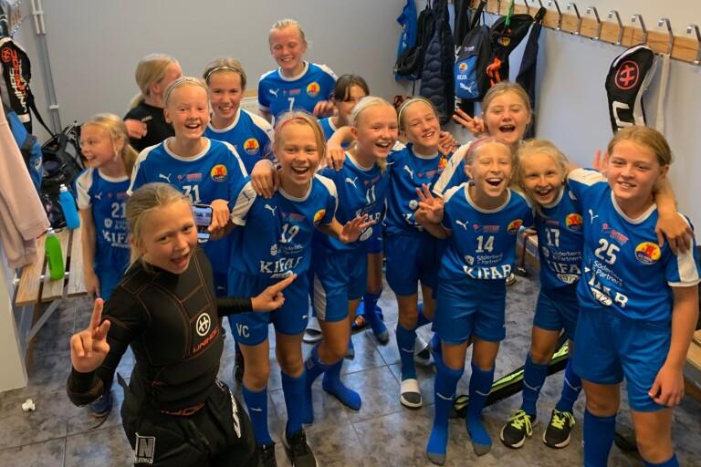 Vinst för Kalmartjejer i Linköping