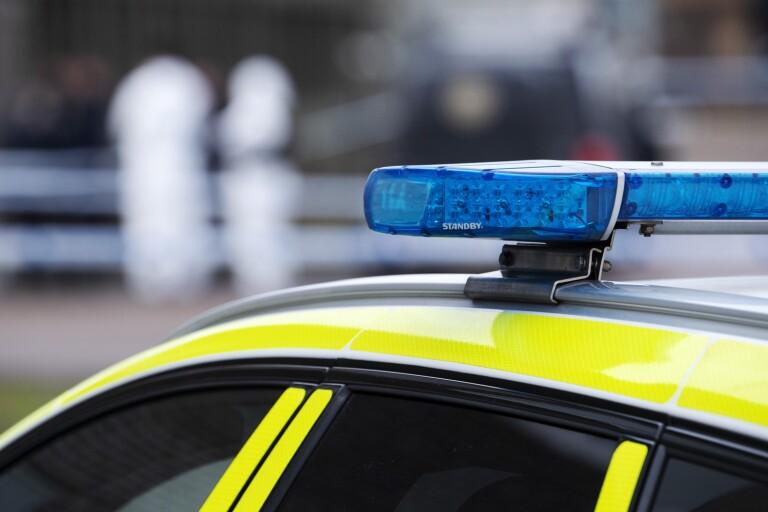 Brott: Kvinna misshandlad med grillkol