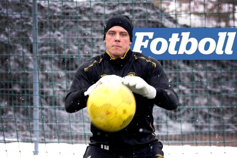 """Het Hallqvist håller sig kall: """"Jag har tiden för mig..."""""""